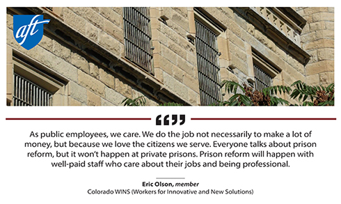 Prisons report quote